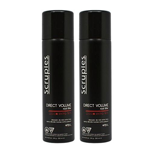 Scruples Direct Volume Spray Foam 8.5 Ounce Pack of 2