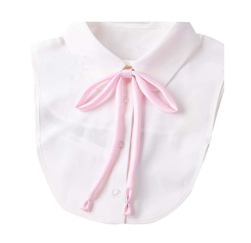 Pajaritas de corbata de lazo de color sólido pre-atadas para el ...