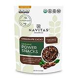 Navitas Organics Superfood Power Snacks, Chocolate