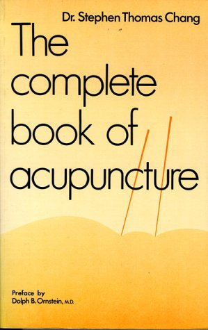 The Complete Book of Acupuncture