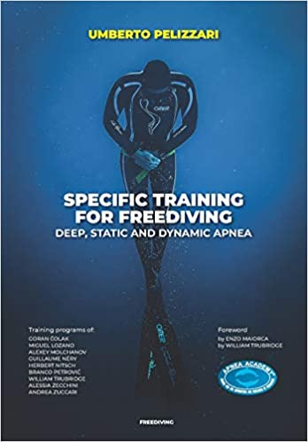 Specific Training For Freediving  Deep, Static And Dynamic Apnea por Umberto Pelizzari epub