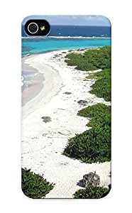 Fashionable Style Case Cover Skin Series For Iphone 5/5s- Barbuda Beach