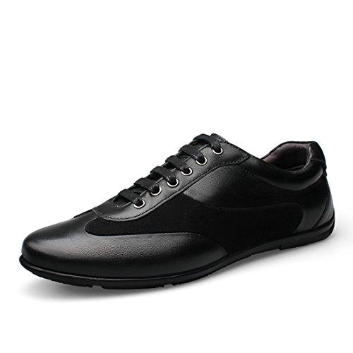 Schwarz Minitoo LH901 Herren Sneaker LHEU Schwarz 39 Größe UI7qIR