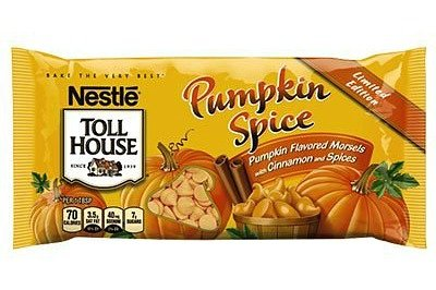 Nestle House Pumpkin Morsels Packages