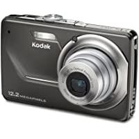 Kodak Easyshare M341 Digital Camera (Black) At A Glance Review Image