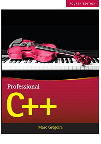 Professional C++ 4th Edition