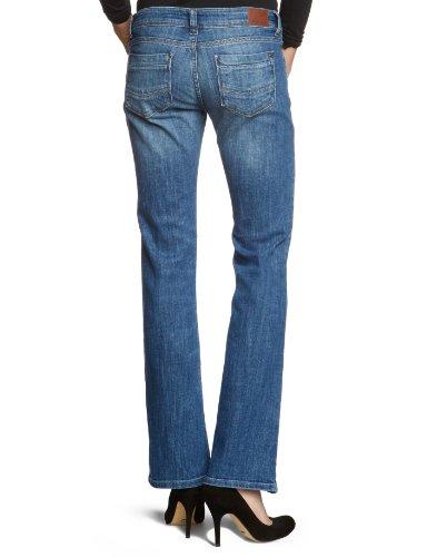 Bootcut Cross Jeans Jeans Femme Dlav Bleu v6FaqFWn