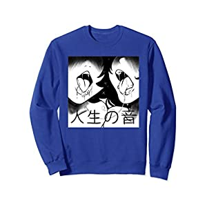 Japanese Hentai Love Lewd Girls Sweatshirt