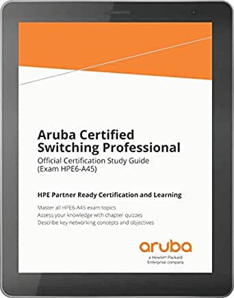 Amazon.com: Aruba Certified Switching Professional: Official ...