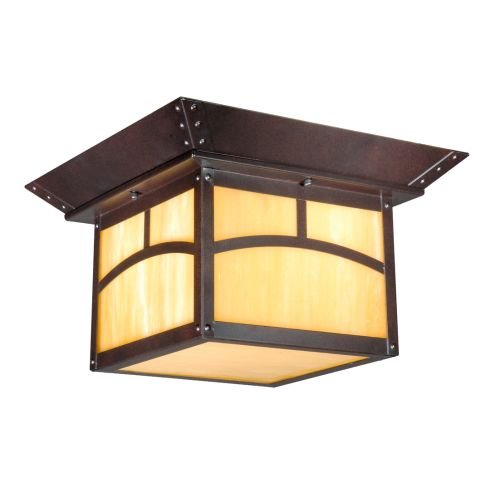 Vaxcel Mission Outdoor Ceiling Light in US - 9