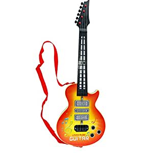 4 cuerdas música eléctrico guitarra, Shayson guitarra eléctrica niños niños bebé Musical instrumentos juguete de regalo para bebé niño ...