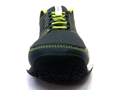 Reebok MenS Real Active LP Multi-Color Mesh Running Shoes - 6 UK