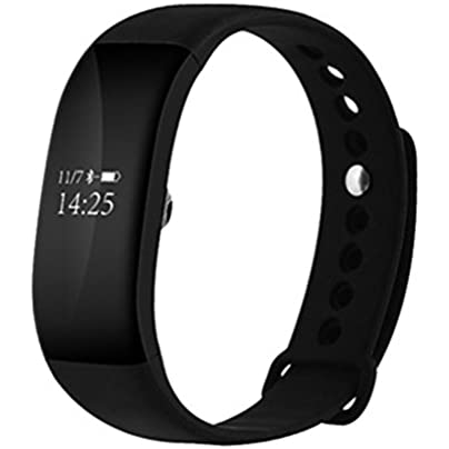 Nclon Smart Wristband Activity Tracker Sports Smart Watch Pedometer Sleep Monitor Fitness Bracelet Heart Rate Monitor Calorie Counter For Android And Ios Smartphone Estimated Price -