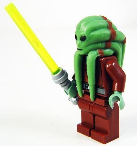 NEW LEGO KIT FISTO MINIFIG figure jedi alien minifigure 7661 8088