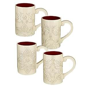 Grasslands road northern lights mugs coffee for Grasslands road mugs