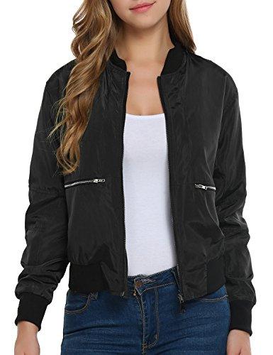 Petite Black Jacket - 7