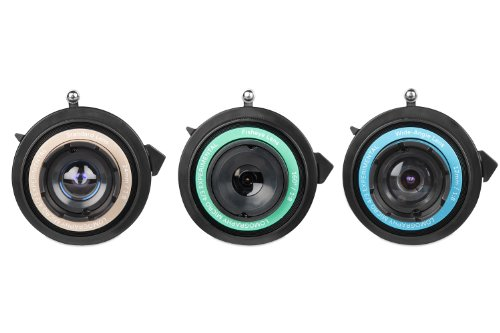 Lomography Experimental Lens Kit for M4/3 cameras by Lomography
