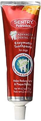 SENTRY Petrodex Enzymatic Toothpaste for Dogs, Poultry by Petrodex