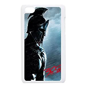 iPod Touch 4 Case White 300 Rise Of An Empire Fbjgt