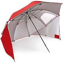 Sport-Brella Portable All-Weather and Sun Umbrella. 8-Foot Canopy