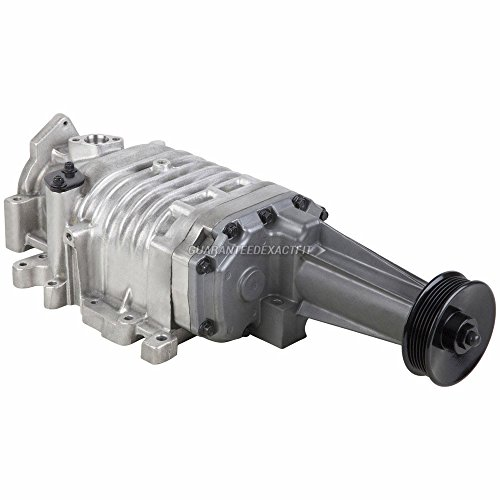 - OEM Supercharger For Buick Regal Chevy Impala Pontac Grand Prix Olds LSS - BuyAutoParts 40-10006R Remanufactured