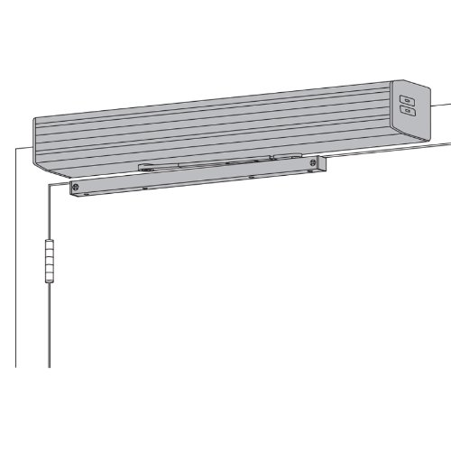 LCN 4630 Series Electric Auto Equalizer Door Operator (Pull Side) ()
