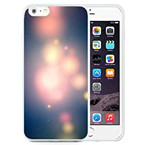 New Beautiful Custom Designed Cover Case For iPhone 6 Plus 5.5 Inch With Ios8 Blurry Neon Light Lockscreen (2) Phone Case