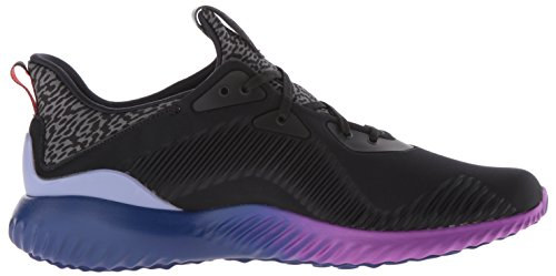clearance under $60 adidas Originals Men's Alphabounce M Running Shoe Black/Solar Gold/Shock Purple clearance shop offer free shipping from china gmEXpkSkF