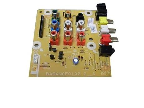 amazon com emerson lc320em1f main unit input board ba94n0f0102 2 a rh amazon com