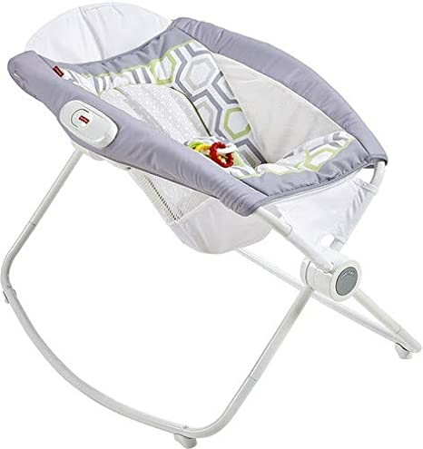Buy Fisher Price Newborn Rock N Play Sleeper Geo Meadow Online At