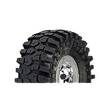 Proline Racing 1146-12 Flat Iron 2.2-Inch M3 Soft Rock Terrain Truck Tires with Memory Foam