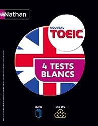 TOEIC® 4 tests blancs