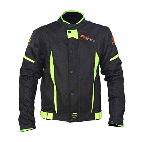 Armored Cruiser - Freahap Motorcycle Jacket Armored Windproof Water Resistant Mens Sports Jacket Winter Jacket 2XL