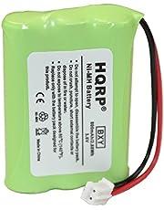HQRP Battery Works with Motorola MBP18 MBP18PU MBP25 MBP25PU MBP26 MBP26PU MBP33 MBP33PU MBP34 MBP34PU MBP36 MBP36PU MBP43 MBP43PU Digital Baby Monitor TFL3X44AAA900 CB94-01A Parent Unit DESAY