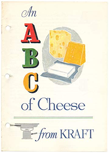 An ABC Of Cheese From Kraft
