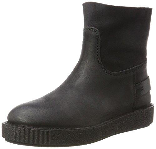Shabbies Amsterdam Stivali da Donna nero