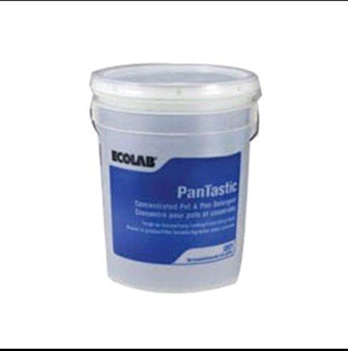 Ecolab Pantastic Pot & Pan Detergent Warewashing Dishes Utensils by Ecolab Pantastic Pot & Pan Detergent- 5 Gallon