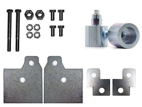 Lift 700 Kit (SuperATV Polaris Sportsman 500/600/700 EZ-INSTALL 2'' Lift Kit - (2011-2015))