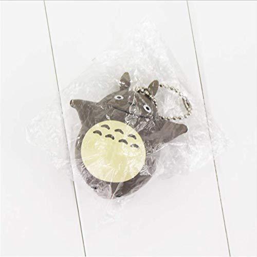 zoomingmingli Lindo Mi Vecino Totoro PVC Figura Llavero ...