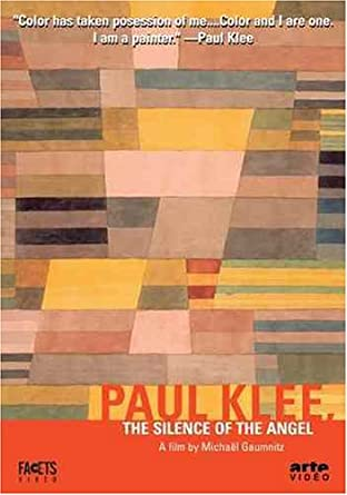 Image result for paul klee the silence of the angel