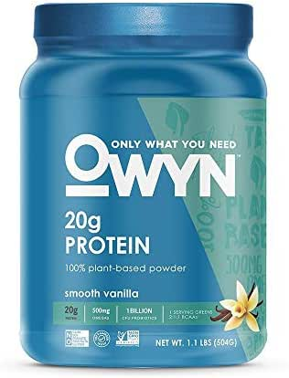 Protein & Meal Replacement: Only What You Need Protein Powder