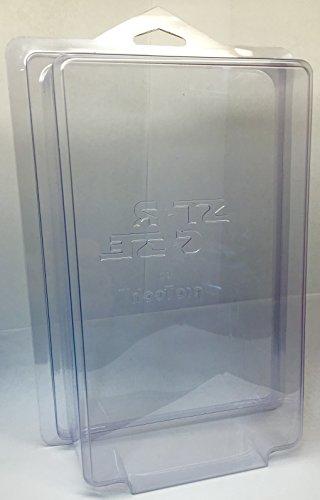 Star Protector Case (Star Wars Star Case 1 Display for Star Wars, Vintage, GI Joe, Funko ReAction, Quantity of 10)