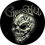 C&D Visionary Cypress Hill Horned Skull Button B-2554