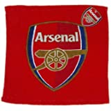 Arsenal FC Face Cloth/Flannel, Red
