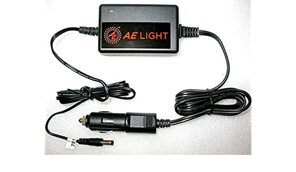 AE Light AEX-12DC AEX20 /& AEX25 12V DC Charger