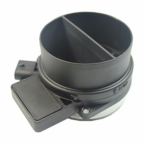 Carrep Mass Air Flow Meter Sensor MAF Sensor for CHEVROLET GMC HUMMER SAAB 25318411 AF10043