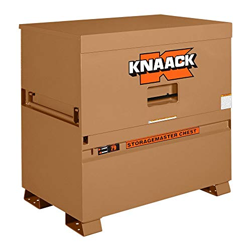 Knaack 79 Storagemaster Jobsite Storage Chest with Large Dual Folding Doors