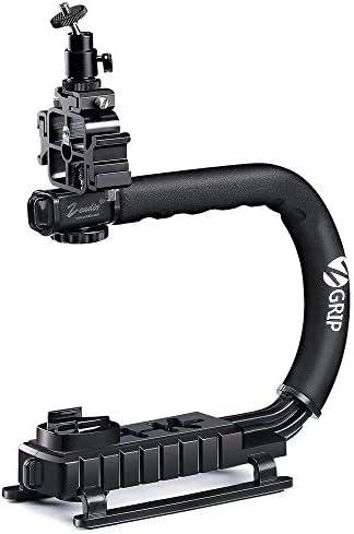Zeadio Hot Shoe Handheld Stabilizer Rotating product image