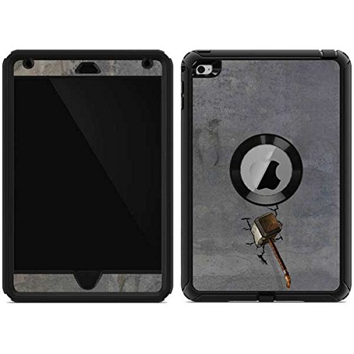 Skinit Mjolnir Hammer of Thor OtterBox Defender iPad Mini 4 Skin for CASE - Officially Licensed Marvel/Disney Skin for Popular Cases Decal - Ultra Thin, Lightweight Vinyl Decal Protection