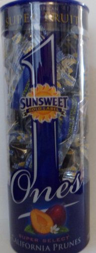 Sunsweet Ones Super Select California Prunes(pack of 6)